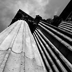 Black and White Patheon 2 by Darrell-photos