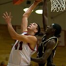 Blocked Ball - Marist College, NY by rjhphoto