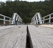 Trestle Bridge by Emily  Redfern