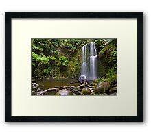 Beauchamp Falls Framed Print