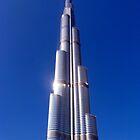 Burj Dubai by Paige