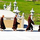 Hot Monk March by Bas Van Uyen