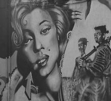 Street Art by Lynn  Gibbons
