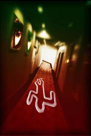 hallowed hotel california by vampvamp