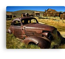 Wild West series..Bodie #3 Canvas Print