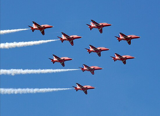 red arrows by bfc1