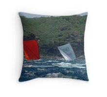 Yoles Rondes - Martinique, FWI Throw Pillow