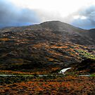 Sun Showered Mountains - Dunloe by A90Six