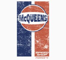 McQueens Speed Shop by superiorgraphix