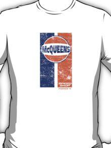McQueens Speed Shop T-Shirt
