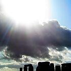 Great Britain. Stonehenge Sun. 2009 by Igor Pozdnyakov