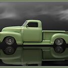 1949 Chevrolet 3100 Pickup  by TeeMack
