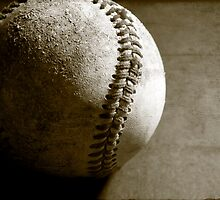 Vintage Baseball by KDPhotos
