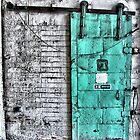 metal door by davey lennox