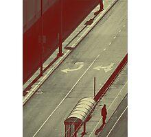 Northbound Photographic Print