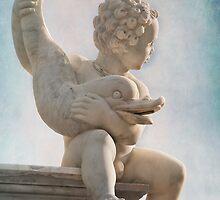 Neptune's Cherub I by Kevin Bergen