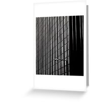 sticking out in all the wrong places.... Greeting Card
