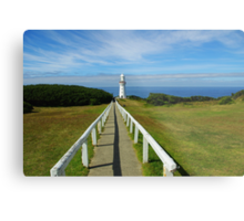 Path to the Lighthouse Metal Print