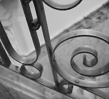 Statehouse Railing by Sharon Hagler