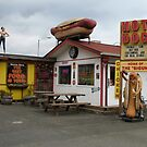 Hot Dog Stand by Robert Stephens