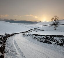 Winter In Winterburn by SteveMG