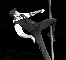 Pole Walker by MiImages