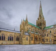 Chichester Cathedral by andrewfoster