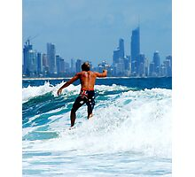 AUSTRALIA SURF Photographic Print