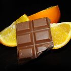 Chocolate Orange by Steve Falla