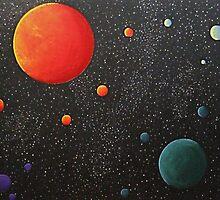 Planetary Gangland (Alpha Class) by Steve Peed