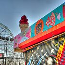 Wonder wheel by andytechie