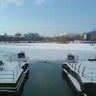 The Brayford Pool by Matt Roberts