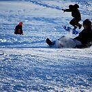 Winter Fun  by Michelle BarlondSmith