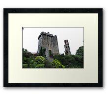 Blarney Castle & Tower Framed Print