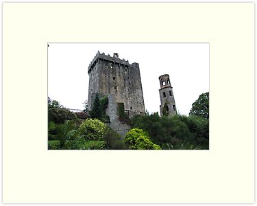 Blarney Castle & Tower by CFoley