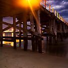 Under the Jetty by Katherine Williams