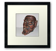 tornman Framed Print