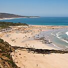 Summer Surf Carnival,Anglesea. by Darryl Fowler