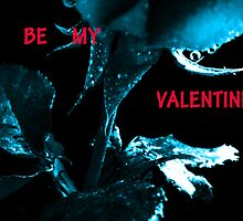 Be my Valentine.Greeting card#2. by Vitta