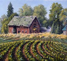 Old Farmstead by RickHansen