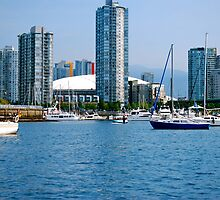 Vancouver's Spectacular False Creek... by Carol Clifford