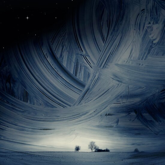 Sky Ice by Philippe Sainte-Laudy