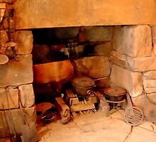 Old Fireside for Cooking - Michie Tavern    ^ by ctheworld