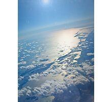 A Beautiful Planet Earth... Sunrise - eastcoast US Photographic Print