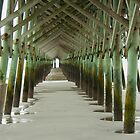 Boardwalk Cathedral by bendandpeel