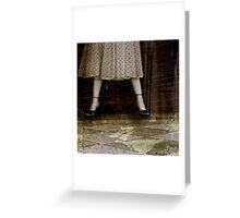 Dreams Of Alice Greeting Card