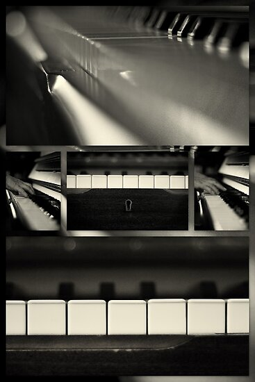 Piano by Katherine Williams
