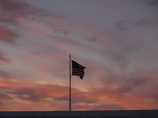the flag still flys with pride by hotrodx75