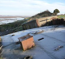 Purton hulk and frost by Paul Davies