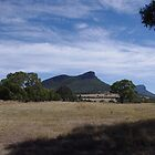 Grampians by Gregory John O'Flaherty